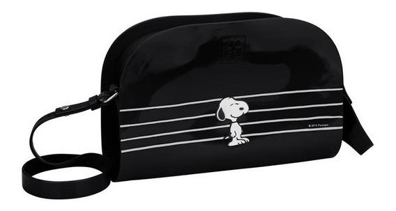 Bolsa Zaxy Snoopy Bag Original Nova