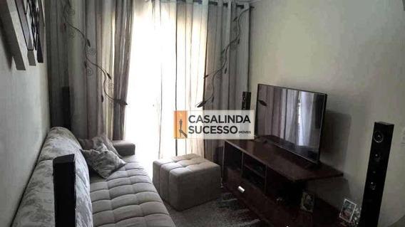 Apartamento Com 2 Dormitórios À Venda, 50 M² Por R$ 318.000 - Vila Ré - São Paulo/sp - Ap5953