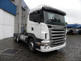 Scania G420 - 2010 - 6x4 - Manual - Bug Leve - R$ 143.900,00