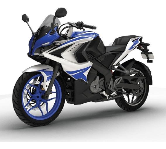 Bajaj Rouser Rs 200! Start Motos 32