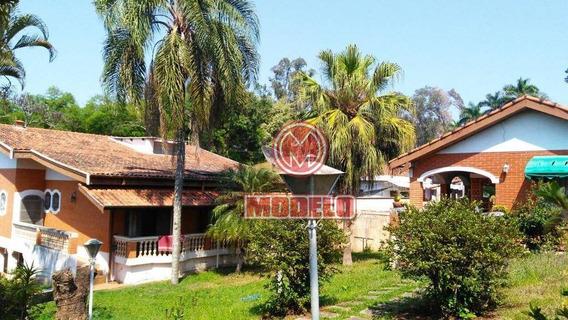 Mansão Residencial À Venda, Águas De São Pedro - Ca1574. - Ca1574