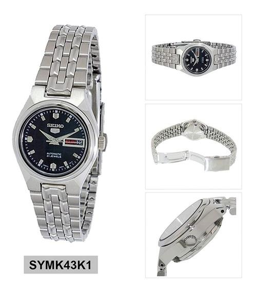 Reloj Seiko Automático Symk43k1 Dama