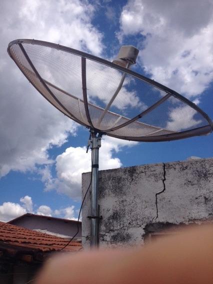 Antena Parabólica - Elsys - Tamanho 1.80 M.