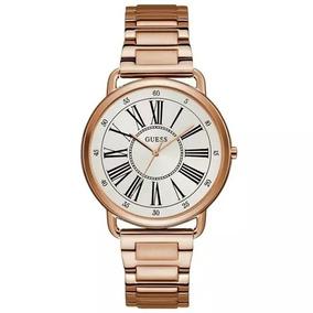 Relógio Guess Feminino Rosê 92701lpgtra5