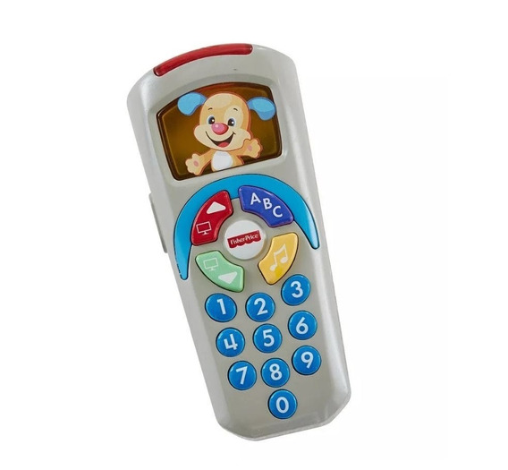 Fisher Price Controle Remoto Do Cachorrinho Dlh40 - Mattel