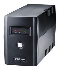Nobreak 600 Va 4 Tomadas Intelbras Xnb 600va