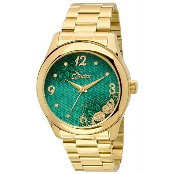 Relógio Condor Feminino Co2039ad/4v