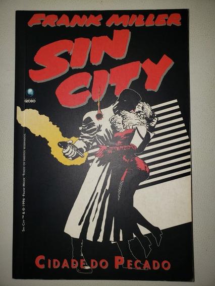 Frank Miller Sin City Cidade Do Pecado Editora Globo 1996