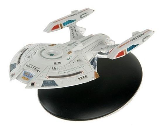 Naves Star Trek Nº3 - U.s.s. Equinox Ncc-72381
