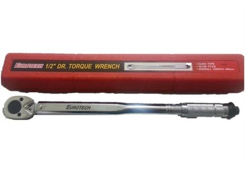 Torquimetro Safe Enc 1/2  (2.76-21kg/27-205nm) - Eurotech