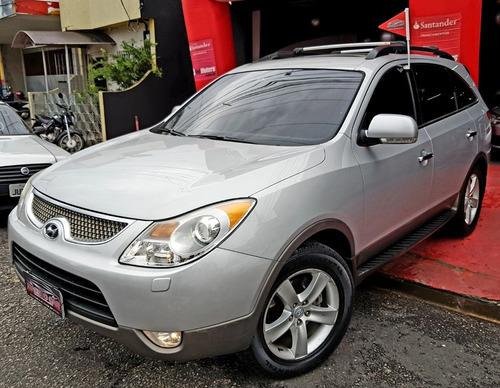 Veracruz 3.8 V6 Gls 4x4 Autmático 2011 Prata