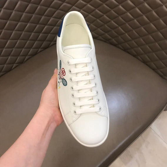Ace Sneaker With Gucci Tennis 87