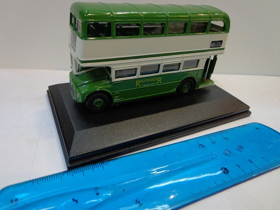 Bus Ingles Doble Piso Routmaster 1/72 Oxford
