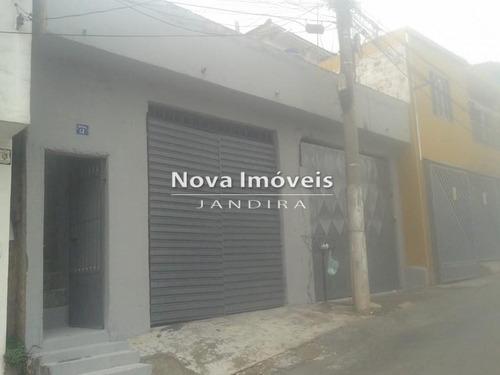 Imagem 1 de 30 de Casa Centro De Jandira Com 2 Casas - 1331