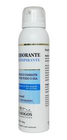 Desodorante Aerosol Antitrasnpirante Ligia Kogos