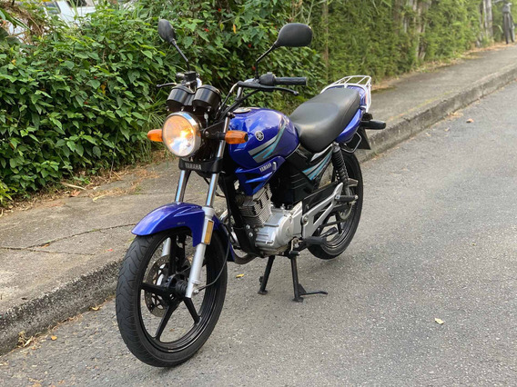 Libero 125 Yamaha