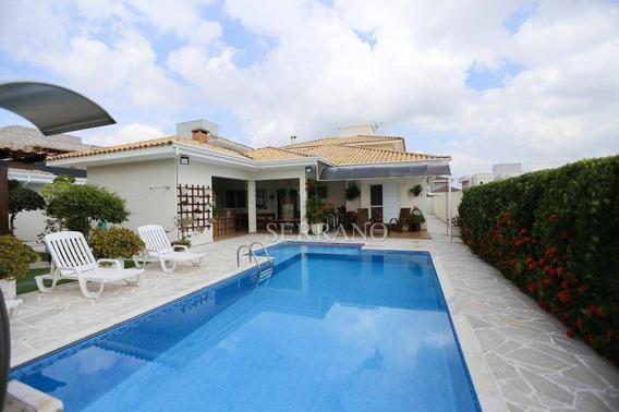 Casa À Venda, 300 M² Por R$ 1.490.000,00 - Condomínio Terras De Vinhedo - Vinhedo/sp - Ca0357