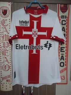 Camisa Vasco Da Gama ( Templária / Eletrobrás )