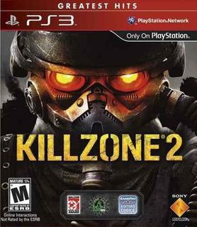 Killzone 2 Ps3 Fisico Usado