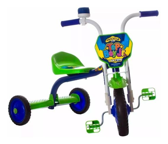 Triciclo Bicicleta 3 Rodas Infantil Ultra Bike Envio Hj