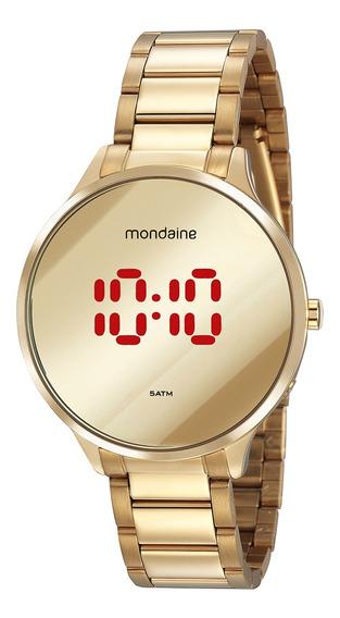 Relógio Mondaine Feminino Led 32060lpmvde1