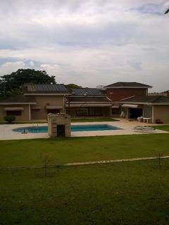 Lindíssima Casa 4 Suítes Aceita Troca Em Casas Em Condomínio Vivendas Ou Portal Dos Pássaros - Ca00046 - 32005884
