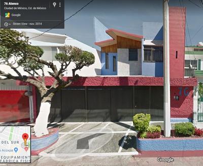 Casa Habitación, De Remate Bancario, Col. Vergel De Coyoacan