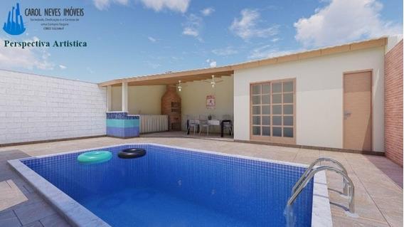 Casa Alto Padrão 3 Dormitórios 1 Suite Com Piscina Itanhaem - 3514