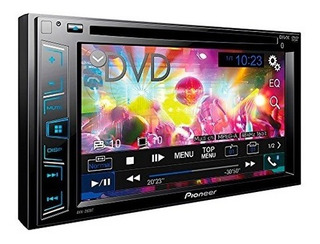 Reproductor Audio Pioneer 2din Pantalla 6,2pulg Bluetooth