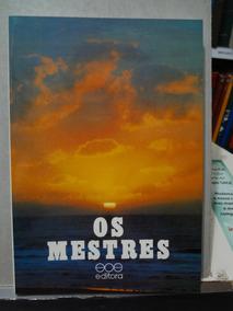 Livro Os Mestres I. Em Hotep Através Da Sra. Barkel
