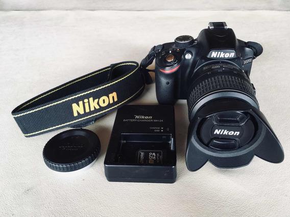 Cámara Nikon D3200