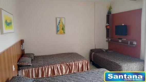 02157 - Flat 1 Dorm, Turista I - Caldas Novas/go - 2157