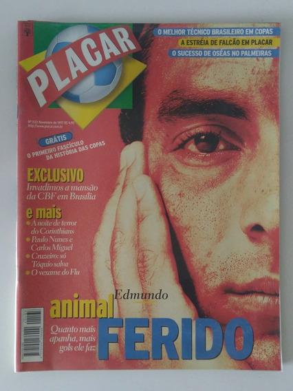 Revista Veja Minha Coleção Placar - Esporte Futebol Edmundo