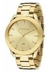 Promoção 48hs Relógio Technos Dourado Ref.: 2035lrp/4x