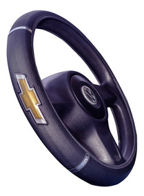 Capa Para Volante Com Marca Personalizada Chevrolet Prisma