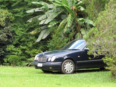 Mercedes-benz E320 Elegance V6, Único Dono, Ótimo Estado!