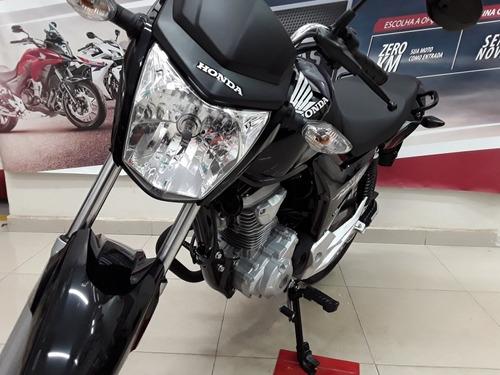Honda 160 Start - Freios Cbs 0-km Avista/troc/financ