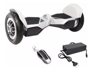 Hoverboard Cinza, Rodas 10 Polegadas Bateria Samsung