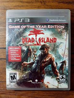 Dead Island Goty Playstation 3 Ps3 !!