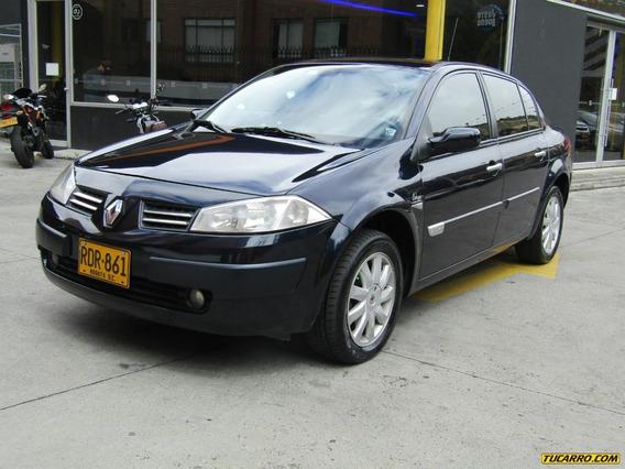 Renault Mégane Ii Odeon Mt 2000 Aa Ab Abs