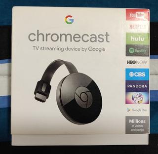 Chromecast 2da Generación