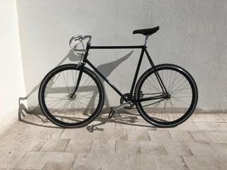 Bicicleta Fixie Muvin Urbana Ideal Estatura Media Y Alta