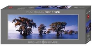 Puzzle Panorama 1000pz Bald Cypresses Heye 29607