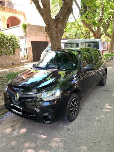 Impecable Renault Clio Mio 5p Confort 5 Puertas Diciem. 2014