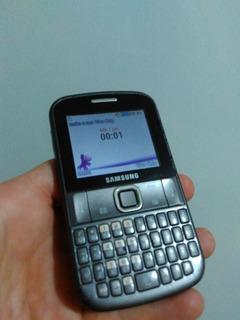 Celular Samsung Ch@t 222 Gt E2220 Desbloqueado Leia