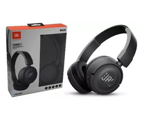 Jbl T450bt - Fone Bluetooth - Jbl - Original - Dobravel