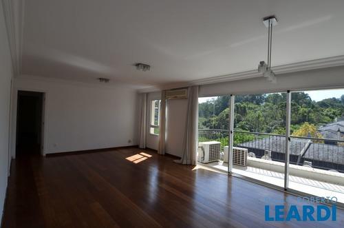 Imagem 1 de 15 de Apartamento - Real Parque  - Sp - 640756