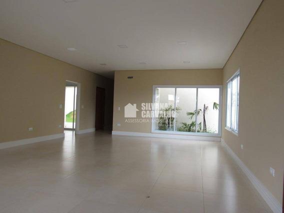 Casa Para Locação No Condominio Jardim Theodora Em Itu/sp - Ca6582