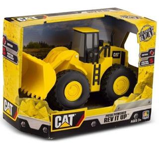 Trator Cat Dtc Push Power Rev It Up