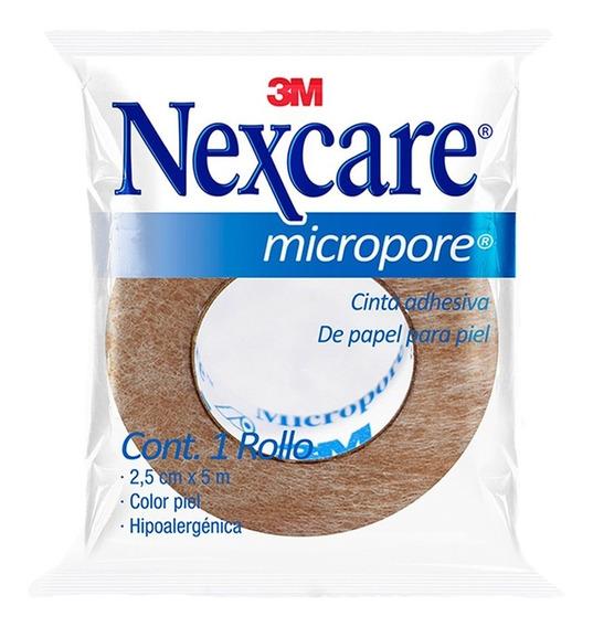 3m Micropore Piel Home (2.5 Cm X 5.1 M)